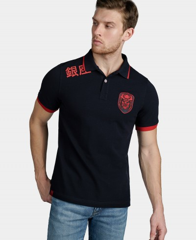 Camiseta Polo PS015