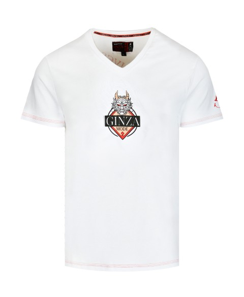 Camiseta Cuello-V TV003